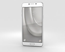 3D model of Samsung Galaxy C7 Silver
