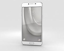 3D model of Samsung Galaxy C7 Silver