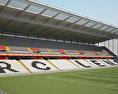 Stade Bollaert-Delelis 3d model