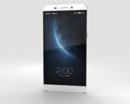3D model of LeTV One White
