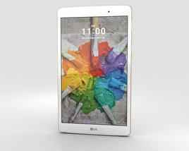 LG G Pad X 8.0 Gold 3D model