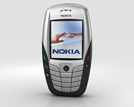 3D model of Nokia 6600