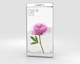 3D model of Xiaomi Mi Max Silver
