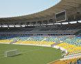 Maracana Stadium 3d model