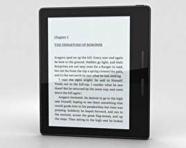 3D model of Amazon Kindle Oasis