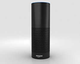 3D model of Amazon Echo