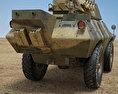 V-150 Commando 3d model