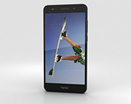 3D model of Huawei Honor 5A Black