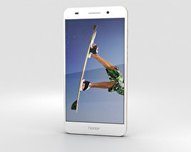 3D model of Huawei Honor 5A White