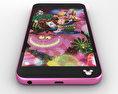 LG Disney Mobile on Docomo DM-02H Pink 3d model