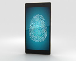 3D model of Micromax Canvas 6 Golden