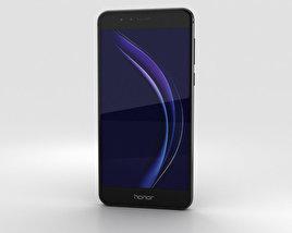 Huawei Honor 8 Midnight Black 3D model