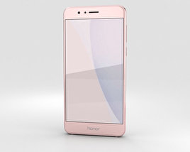3D model of Huawei Honor 8 Sakura Pink