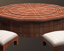 Arabic Furniture Table