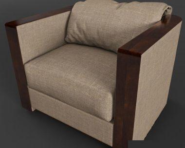 Sasa-miado armchair