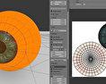 Eyeball Free 3D model