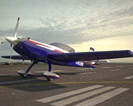 3D model of Extra 300L