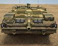 Stridsvagn 103 3d model
