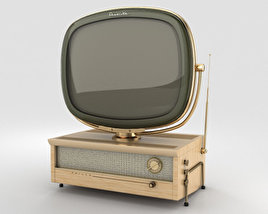 3D model of Philco Predicta