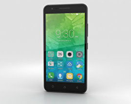 3D model of Lenovo Vibe C2 Black