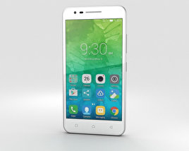 3D model of Lenovo Vibe C2 White