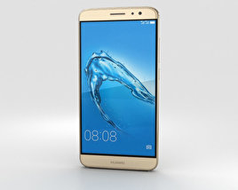 3D model of Huawei Maimang 5 Champagne
