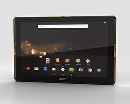 3D model of Acer Iconia Tab 10 A3-A40