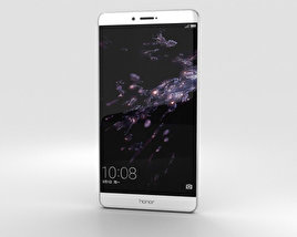 3D model of Huawei Honor Note 8 White