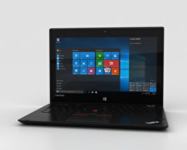 3D model of Lenovo ThinkPad Yoga 260