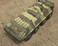 BTR-70 3d model