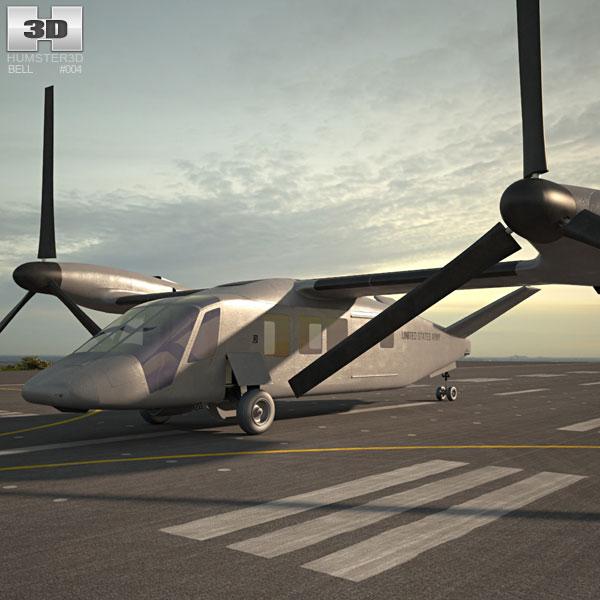 Bell V-280 Valor 3D model