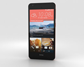 3D model of HTC Desire 628 Black