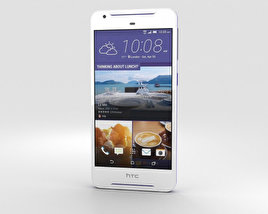 3D model of HTC Desire 628 White