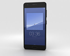 Lenovo ZUK Z2 Titanium Black 3D model