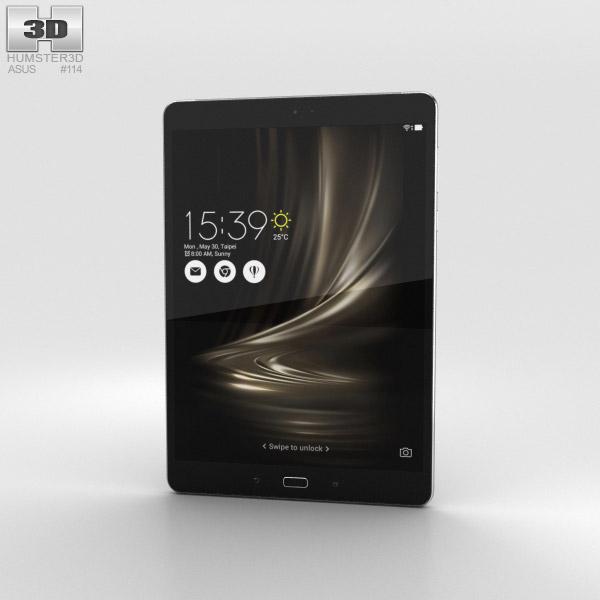 Asus Zenpad 3S 10 Grey 3D model