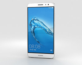 3D model of Huawei G9 Plus Silver