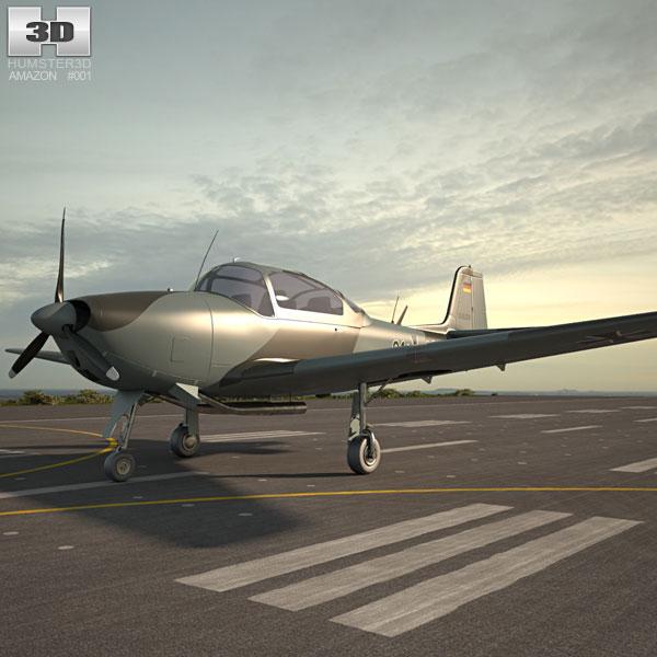 Piaggio P.149 3D model