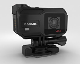 3D model of Garmin VIRB XE