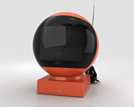 3D model of JVC Videosphere Model 3240