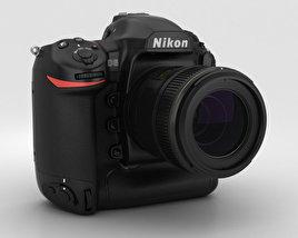 3D model of Nikon D5