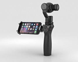 3D model of DJI Osmo Camera