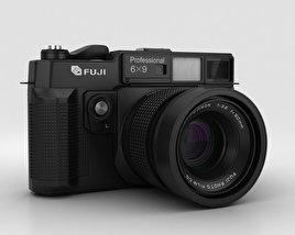 3D model of Fujifilm GW690II