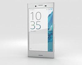 Sony Xperia XZ Platinum 3D model