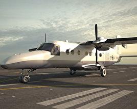3D model of Dornier Do 228