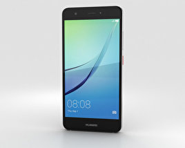 Huawei Nova Titanium Grey 3D model