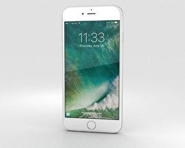 Apple iPhone 7 Silver Modelo 3D