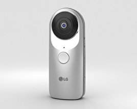 3D model of LG 360 CAM