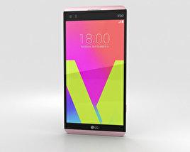 3D model of LG V20 Pink