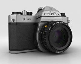 3D model of Pentax K1000