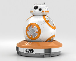 3D model of Sphero BB-8